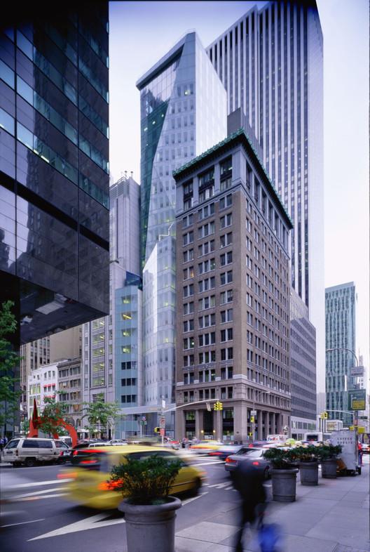 LVMH Tower, New York, 1999. Image © Nicolas Borel