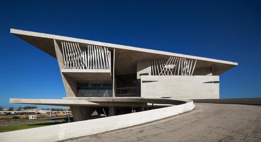 Cidade das Artes, Rio de Janeiro, 2013. Image © Nelson Kon