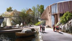 Helen & Hard Win Competition to Built Waterfront Cultural Museum in Norway