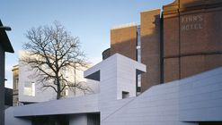 Department of Mechanical & Manufacturing Engineering / Grafton Architects