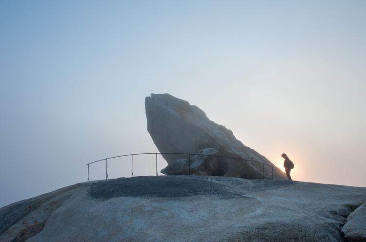 Mirador pedra Da Ra / Carlos Seoane, © Ana Amado
