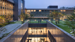 Hyundai Marine & Fire Insurance Hivision Center / Junglim Architecture