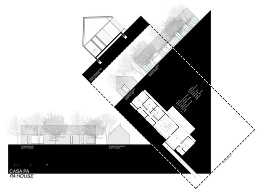 Elevations, Sections and Plan