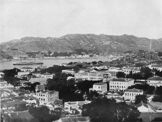 The Kulangsu International Settlement. Image<a href='http://ift.tt/2tKlCF1 Wikimedia</a> (public domain)
