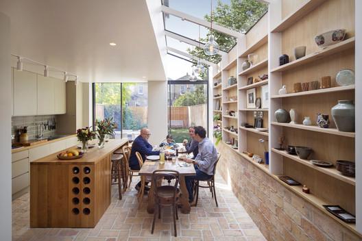 Gallery House / Neil Dusheiko Architects. Image © Agnese Sanvito