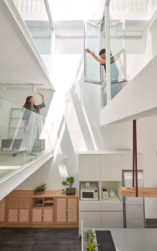 House H / HAO Design. Image © Hey!Cheese