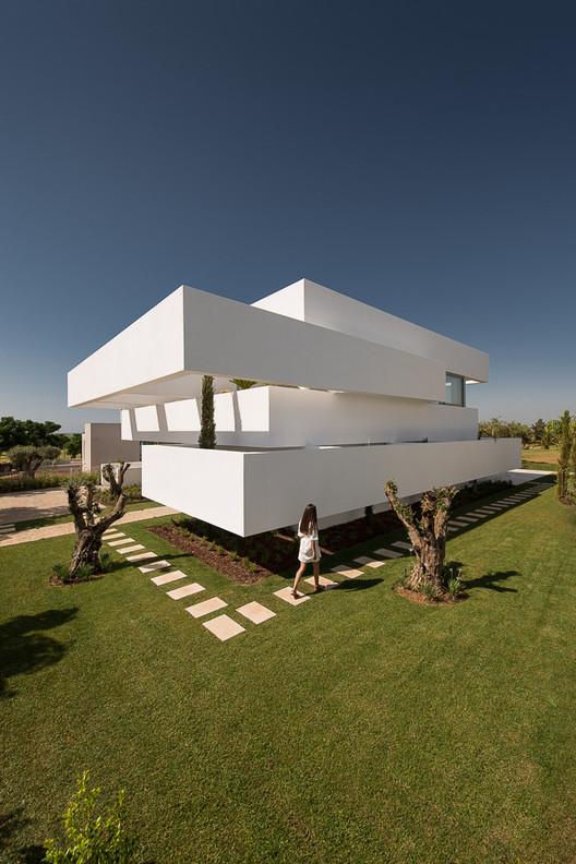 Five Terraces and a Garden / corpo  atelier. Image © Ricardo Oliveira Alves