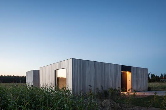 CASWES / TOOP architectuur. Image © Tim Van de Velde