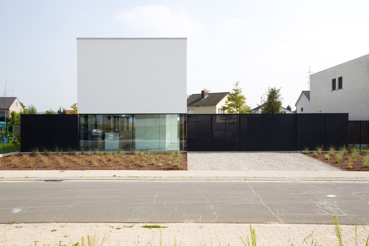 RAVE / Tom Mahieu Architect. Image © Yannick Milpas