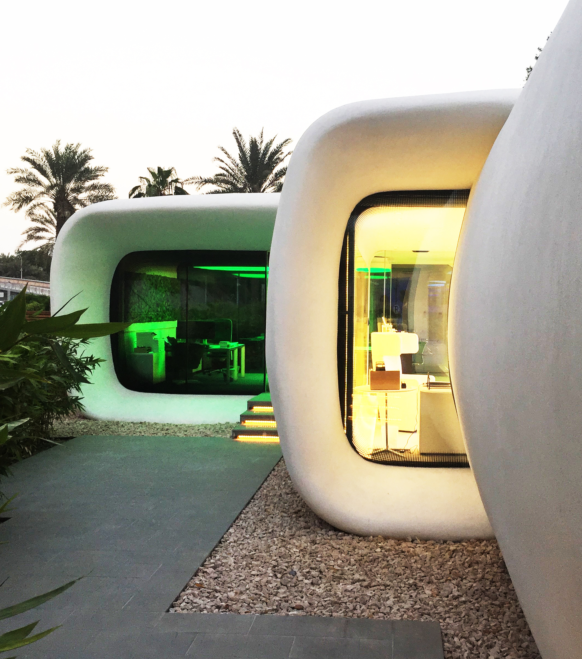 Gallery Of Office Of The Future Killa Design 2