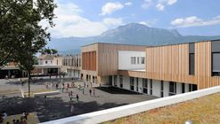 School Group Beauvert / Atelier Didier Dalmas