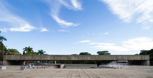 MuBE / Paulo Mendes da Rocha. Image© FLAGRANTE