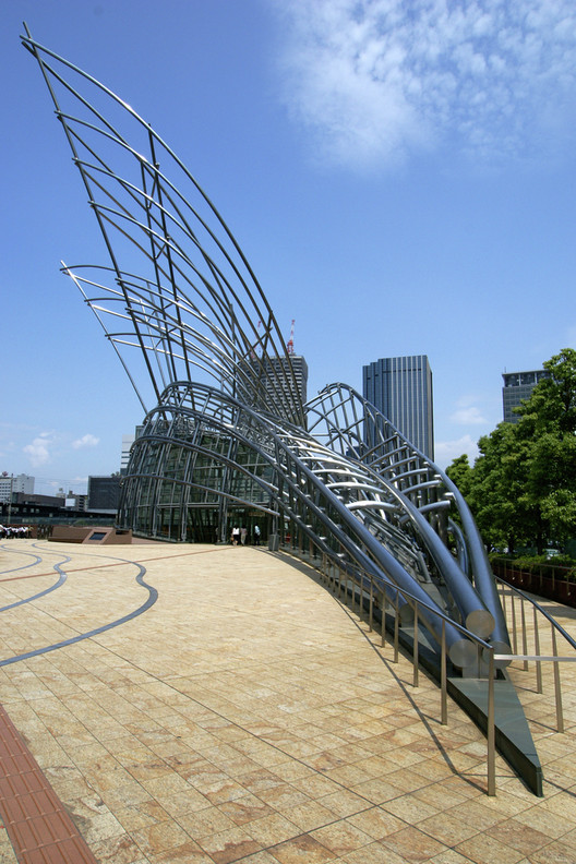 Osaka National Art Museum / César Pelli . Image © <a href='https://commons.wikimedia.org/wiki/File:NMAO01s3200.jpg'>Wikipedia user 663highland</a> licensed under <a href='https://creativecommons.org/licenses/by-sa/3.0/deed.en'>CC BY-SA 3.0</a>