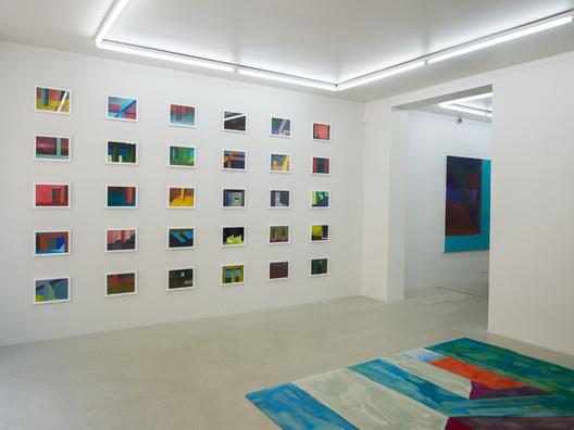 'Exterior' en Solo Galerie (París). Image © Solo Galerie