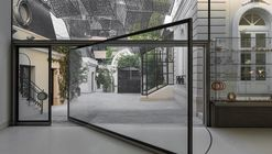 O Pavilhão / Fundação Norman Foster