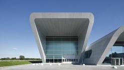 SKF Test Centre / Tchoban Voss Architekten