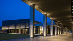 Congo Kintele Congress Centre / AVCIARCHITECTS