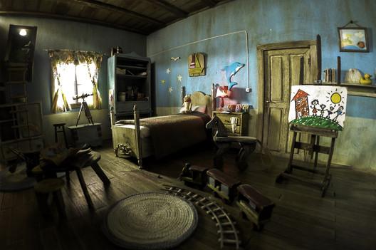 """Kid's Room"". Image © Ali Alamedy"
