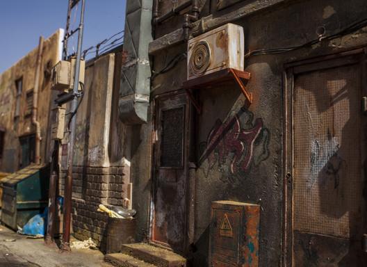 """New York City"". Image © Ali Alamedy"