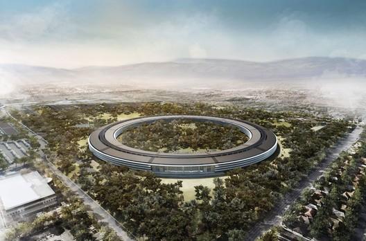 © Foster + Partners, ARUP, Kier + Wright, Apple