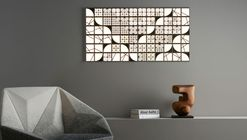La artesanía japonesa es actualizada con estos azulejos que son a la vez luz y espejo