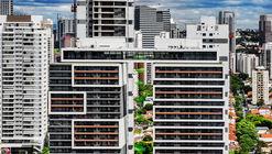 Habitarte 1 / Aflalo/Gasperini Arquitetos