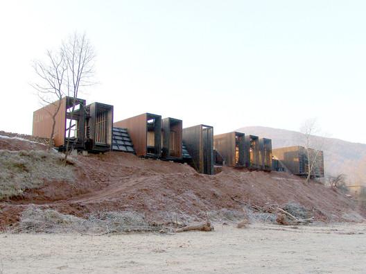 Rural House  / RCR Arquitectes. Image Courtesy of RCR Arquitectes