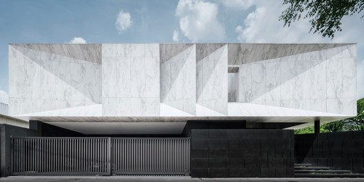 Marble House / OPENBOX Architects. Image © Wison Tungthunya