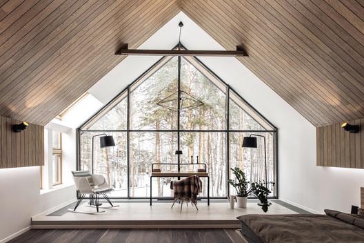 Landform House  / A61architects + YYdesign. Image © Ilya Krunchinin