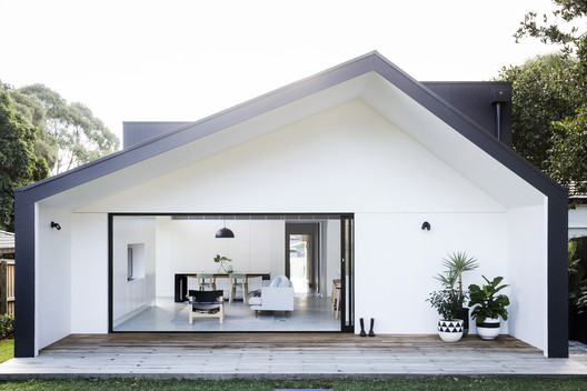 Allen Key House / Architect Prineas. Image © Chris Warnes