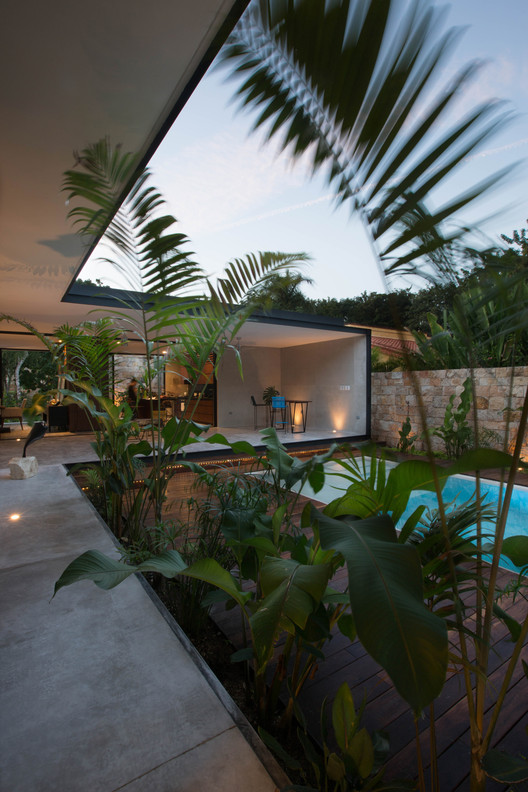 PM House / FGO/Arquitectura. Image © Gloria Medina
