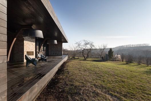 House for Weekends / SBM studio. Image © Ivan Avdeenko