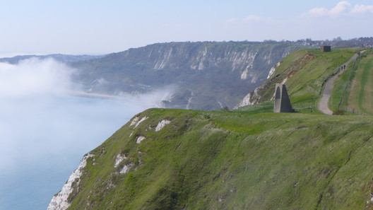 """Near Folkestone, Great Britain. Image Courtesy of Flickr User """"GanMed64"""" (licensed under CC BY-SA 2.0)"""