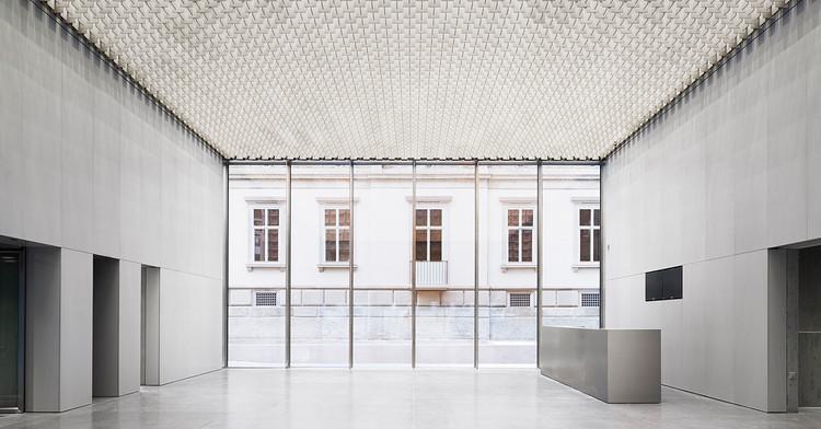 Fabrizio Barozzi on Barozzi/Veiga's Obsessions, Process, and Position Within the Architectural Landscape, Fine Arts Museum / Barozzi/Veiga. Image © Simon Menges