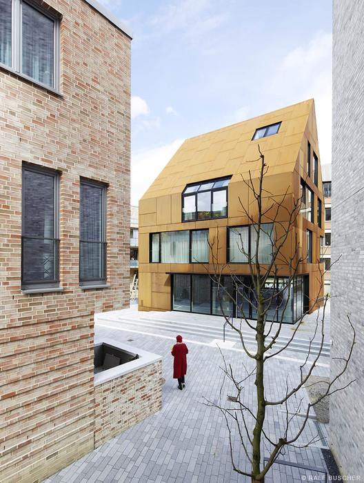 casa de acero kiel blk architects ralf buscher