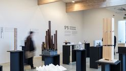 5x5 Exhibition Features 25 Provocative Models by Young Architects
