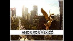 Exposición Amor por México. Una Percepción Arquitectónica encartonería.