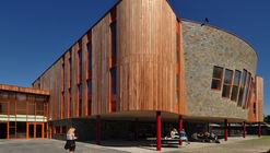 Campus Markenhage / Natrufied Architecture