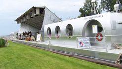 Este desconocido proyecto de Louis Kahn se enfrenta a un serio riesgo de destrucción