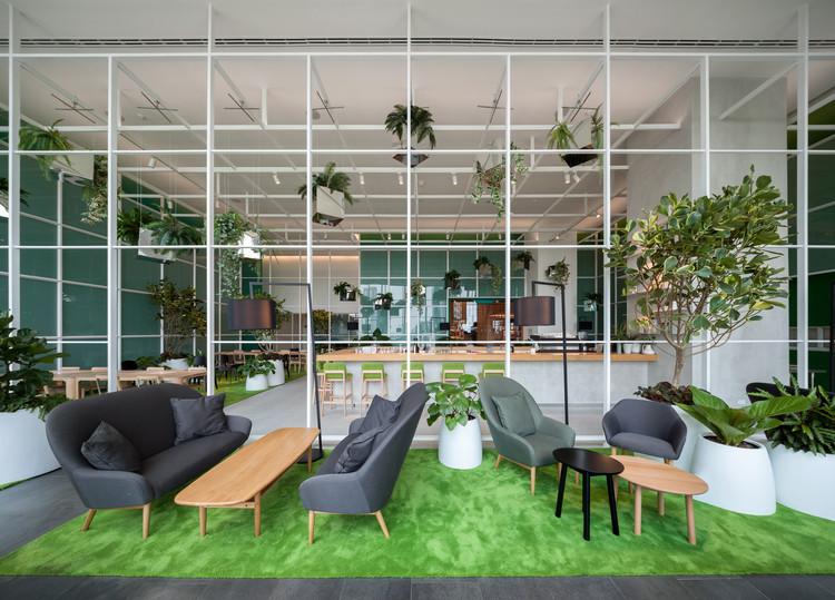 Open House at Central Embassy / Klein Dytham architecture, © Ketsiree Wongwan