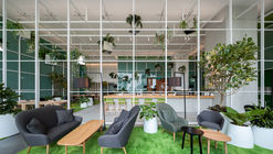 Open House at Central Embassy / Klein Dytham architecture