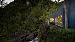 Kvåsfossen / Rever & Drage Architects
