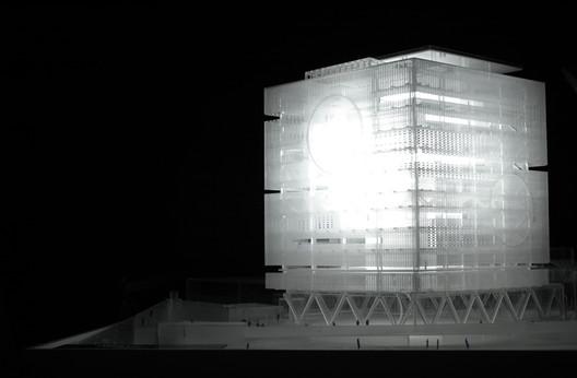 Model 01. Image Courtesy of El Equipo de Mazzanti