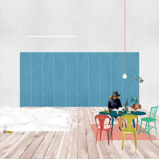 Collage. Image Courtesy of Fala Atelier