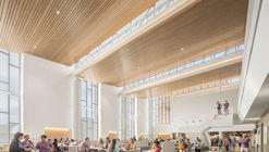 Clemson University Core Campus Dining Facility / Sasaki