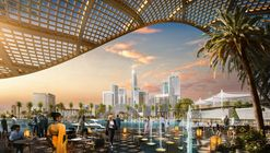 SOM Wins Competition to Master Plan Port City Colombo in Sri Lanka