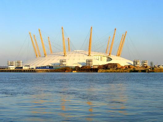 Millennium Dome. Image © <a href='http://ift.tt/2uNV5JE user jamesjin</a> licensed under <a href='http://ift.tt/2az3P8J BY-SA 2.0</a>