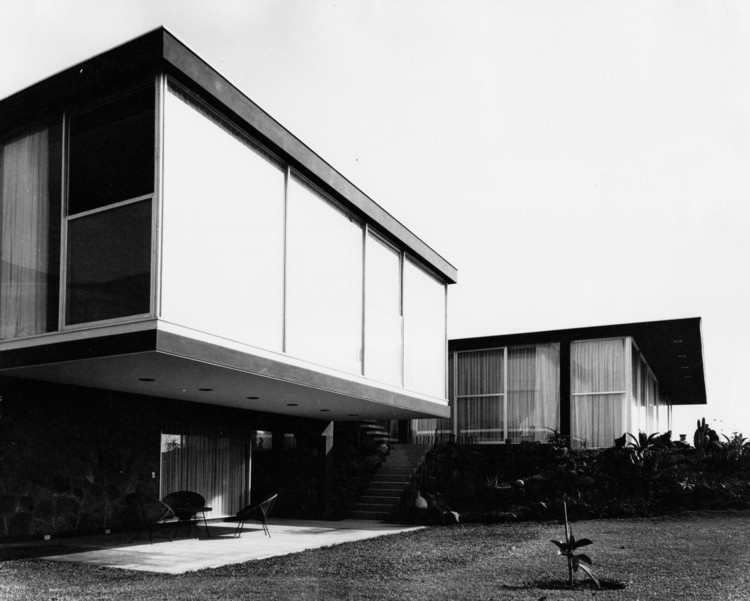 Casa Chávez. Image Cortesía de CAMMP