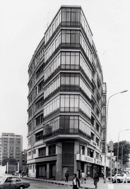 Edificio Diagonal. Image Cortesía de CAMMP
