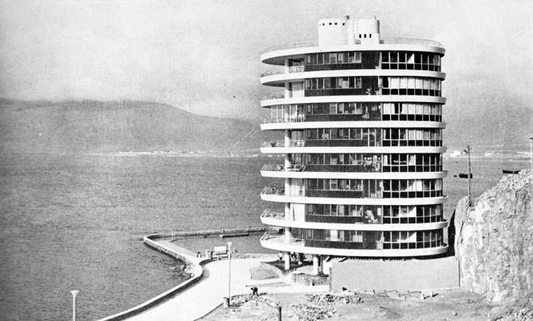 Edificio Neptuno. Image Cortesía de CAMMP